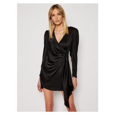 LaMarque Sukienka koktajlowa Tallis Czarny Slim Fit