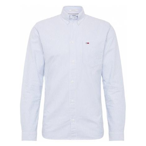 Tommy Jeans Koszula 'TJM Ithaka' jasnoniebieski / biały Tommy Hilfiger