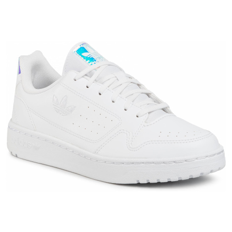 Buty adidas - Ny 90 J FY9841 Ftwwht/Ftwwht/Supcol