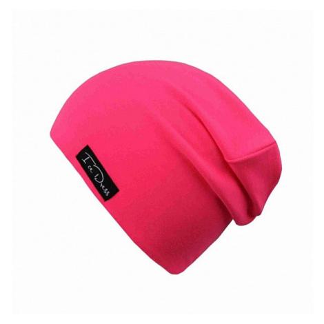 czapka IceDress Neon Pink - Neon Pink