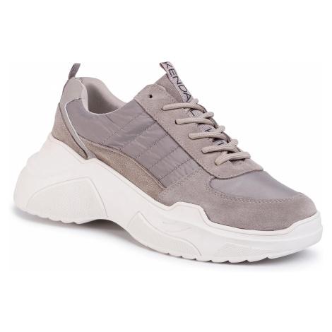 Sneakersy KENDALL + KYLIE - Logan Grey