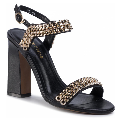 Sandały BRUNO PREMI - Nappa BZ4102P Nero