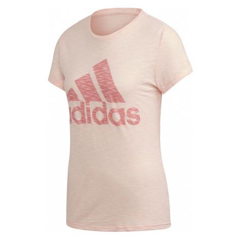 Adidas Must Haves Winners Tee Damska Różowa (GC7002)