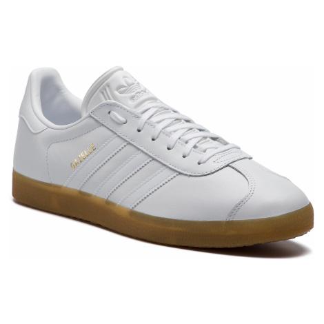 Buty adidas - Gazelle BD7479 Ftwwht/Ftwwht/Gum4