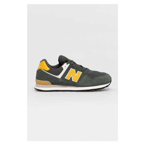New Balance - Buty dziecięce GC574MP2