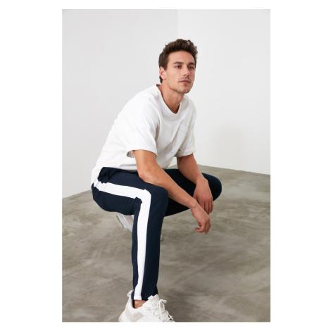 Spodnie dresowe męskie Trendyol Striped