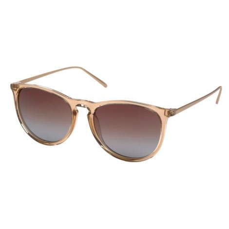 Pilgrim Okulary przeciwsłoneczne 'Vanille' brązowy