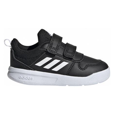 Adidas Tensaur I Dziecięce Czarno-Białe (S24054)