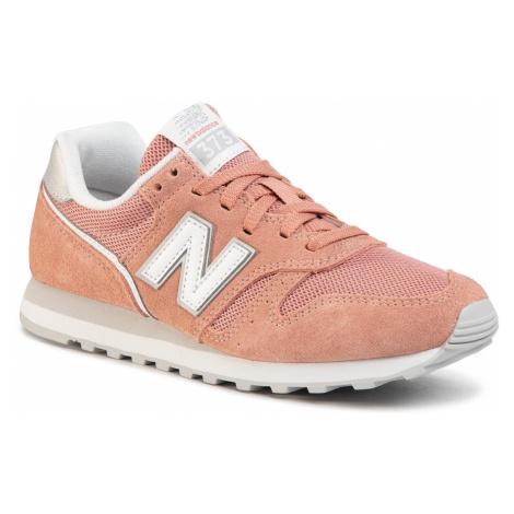 Sneakersy NEW BALANCE - WL373AC2 Różowy