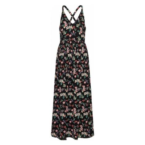 GAP Sukienka mieszane kolory / czarny