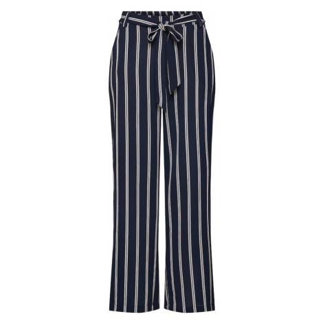 ONLY Spodnie 'Winner' niebieska noc / biały