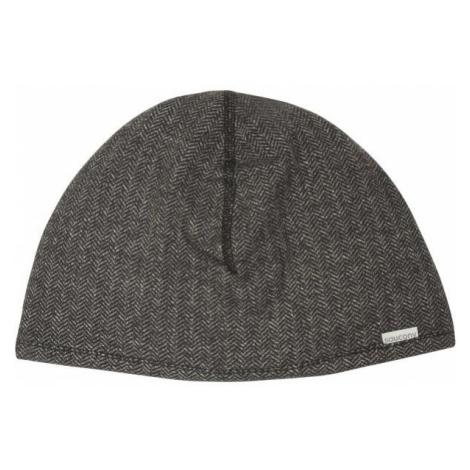 Saucony BRISK SKULL CAP szary  - Czapka zimowa
