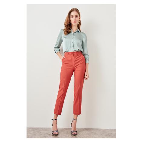 Trendyol Pomegranate Flower Basic Pants