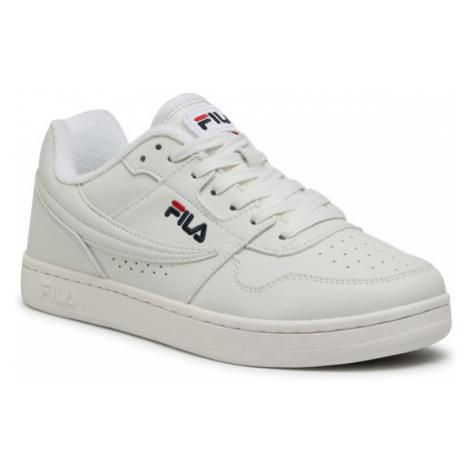 Fila Sneakersy Arcade Low Kids 1010787.1FG Biały