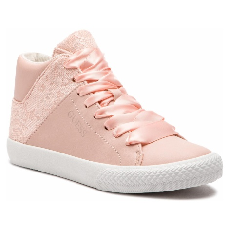 Sneakersy GUESS - Marty FJMRT3 ELE12 ROSE