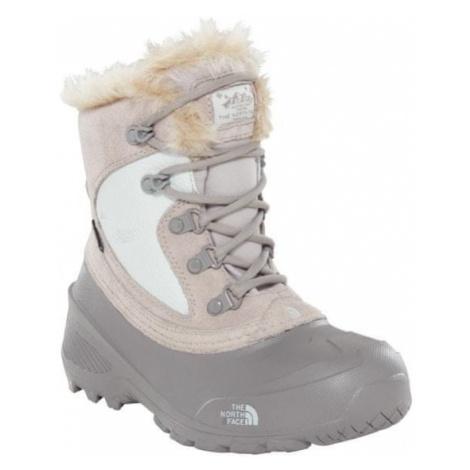 The North Face buty zimowe Y Shellista Extreme szary/niebieski 38