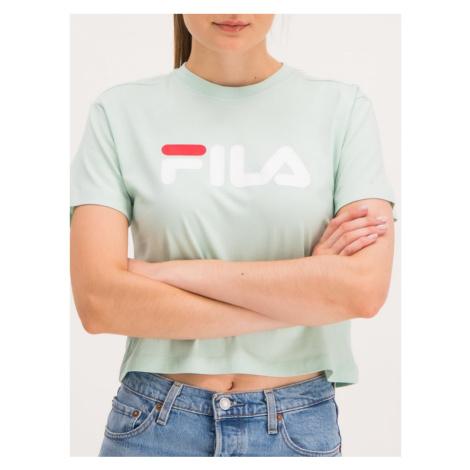 Fila T-Shirt Viivika 687212 Zielony Regular Fit
