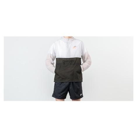 Nike SB Anorak Jacket Vast Grey/ Sequoia/ Orange Pulse