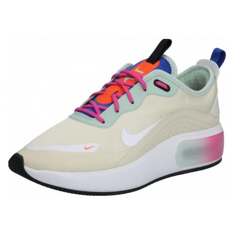 Nike Sportswear Trampki niskie 'Air Max Dia' beżowy / różowy pudrowy / biały