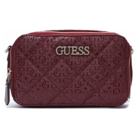 Guess Peony Classic Mini Cross body bag Czarny | Modisimo.pl