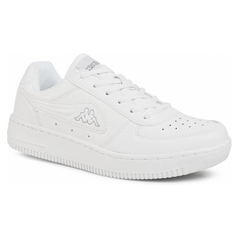 Sneakersy KAPPA - Bash 242533 White/L'Grey 1014