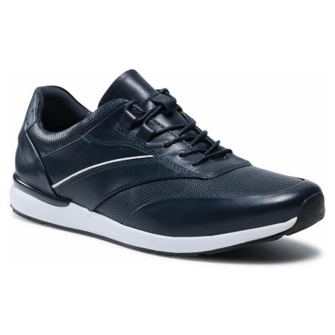 Sneakersy SERGIO BARDI - MB-LEON-05 Cobalt Blue