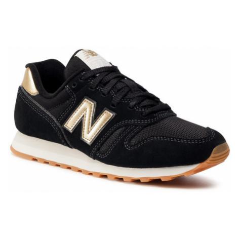New Balance Sneakersy WL373FB2 Czarny