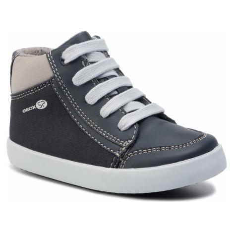 Sneakersy GEOX - B Gisli B. C B941NC 054AU C0832 D Navy/Lt Grey