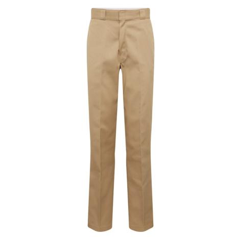 DICKIES Spodnie w kant 'Orgnl 874Work Pnt' beżowy