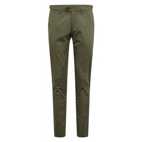 DRYKORN Spodnie 'KILL' trawa zielona