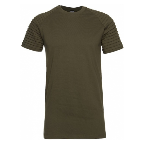 Urban Classics Koszulka oliwkowy