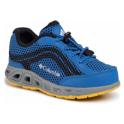 Trekkingi COLUMBIA - Childrens Drainmaker Iv BC1091 Stormy Blue/Deep Yellow 426