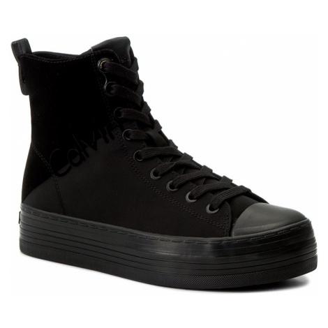 Sneakersy CALVIN KLEIN JEANS - Zazah R0643 Black/Black