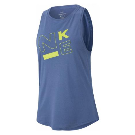 Nike Slogan Tank Top Ladies