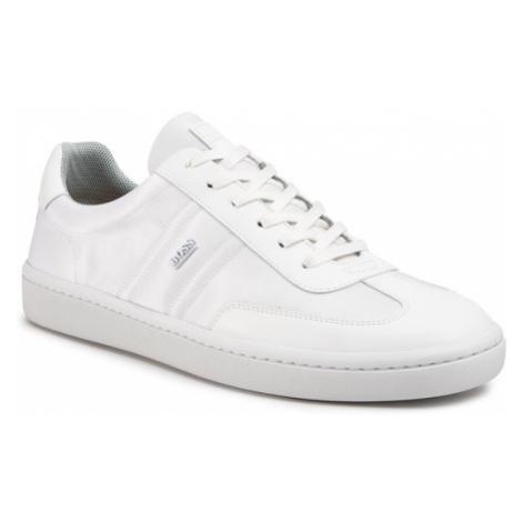 Boss Sneakersy Ribeira 50446658 10232896 01 Biały Hugo Boss