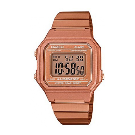 Zegarek CASIO - B650WC-5AEF Brown