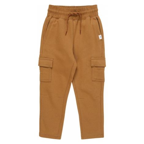 GAP Spodnie camel