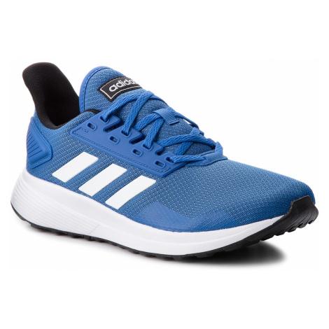 Buty adidas - Duramo 9 BB7067 Blue/Ftwwht/Cblack