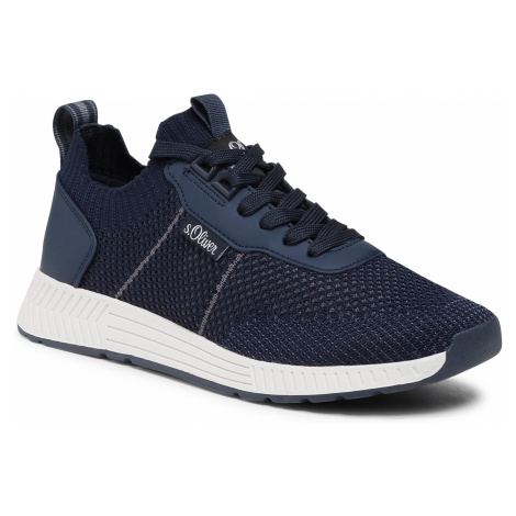 Sneakersy S.OLIVER - 5-13603-26 Navy 805