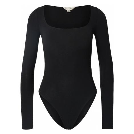 Miss Selfridge Koszula body czarny