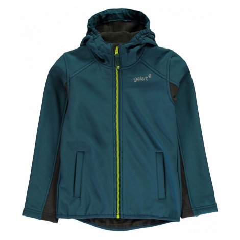 Gelert Softshell Hoodie Junior Boys