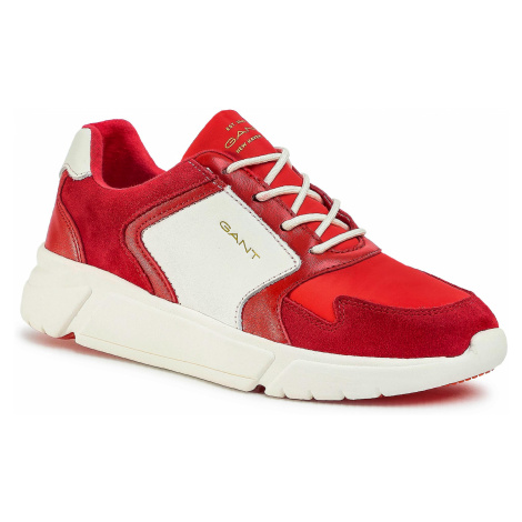 Sneakersy GANT - Cocoville 20531537 Brignt Red G518