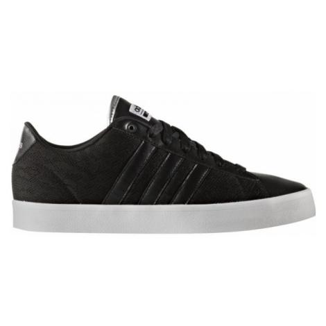 adidas CLOUDFOAM DAILY QT LX W czarny 4.5 - Obuwie miejskie damskie
