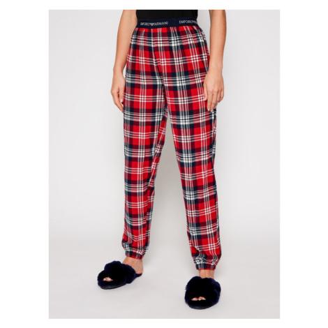 Emporio Armani Underwear Spodnie piżamowe 163939 0A277 10173 Kolorowy