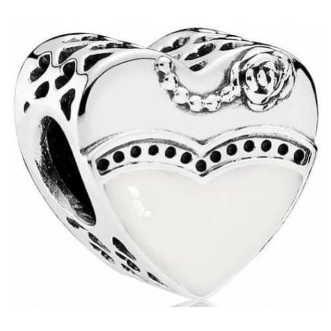 Pandora Romantyczny koralik Bride 791840ENMX srebro 925/1000
