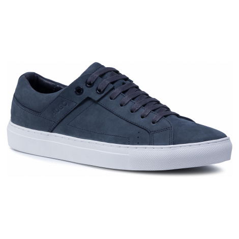 Sneakersy HUGO - Futurism 50433518 10214589 01 Dark Blue 401 Hugo Boss
