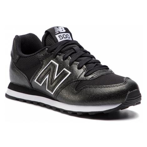 Sneakersy NEW BALANCE - GW500MBB Czarny