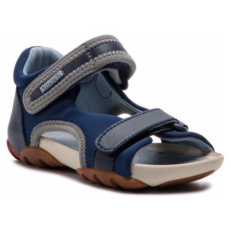 Sandały CAMPER - Ous Fw K800275-001 Blue