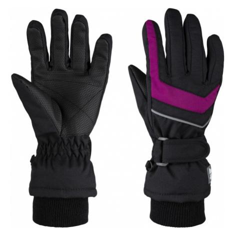 Children's winter gloves LOAP RENKO