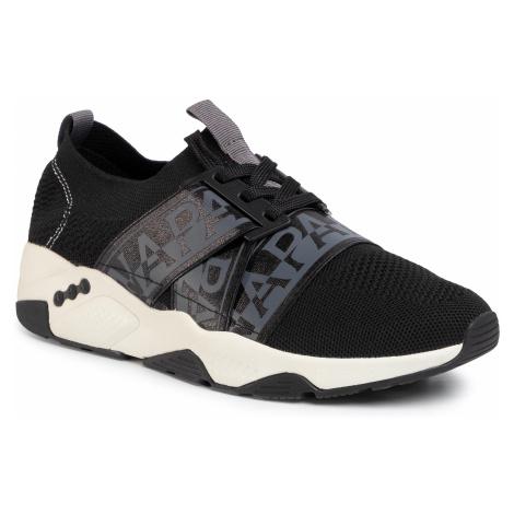 Sneakersy NAPAPIJRI - Lake NP0A4ESB0 Black 411